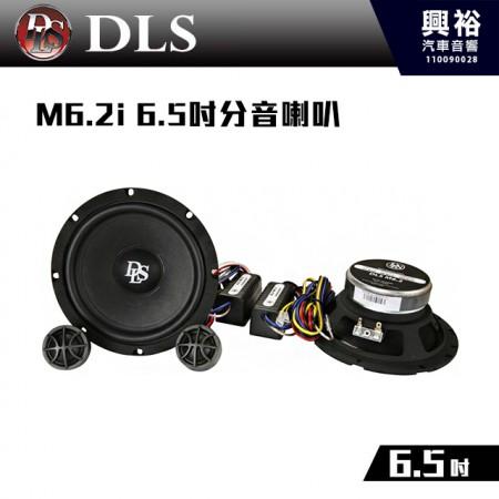 【DLS】 6.5吋M6.2i 二音路分音喇叭車用喇叭*公司貨