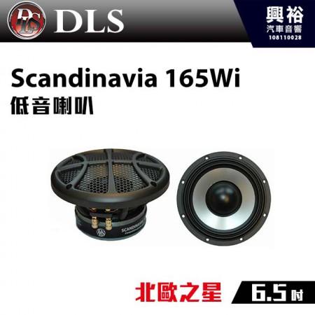 【DLS】Scandinavia 165Wi 6.5吋低音喇叭*北歐之星  公司貨