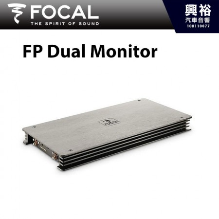 【FOCAL】FP Dual Monitor 高階聲道擴大機*含數位信號處理